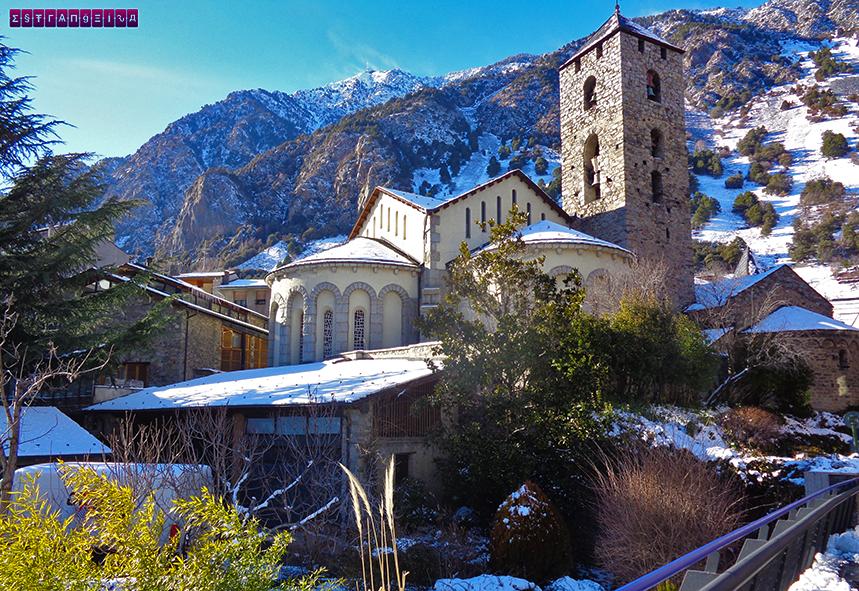 ANDORRA – Paraíso da neve nos Pirineus