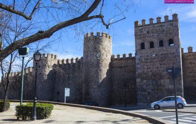 Muros de Toledo