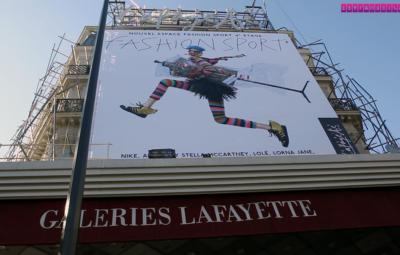 Fachada da Lafayette