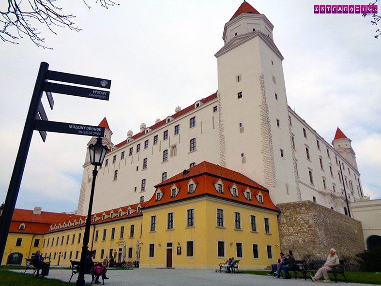 ESLOVÁQUIA – 1 dia em Bratislava