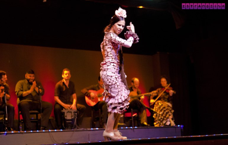 6 shows de flamenco em Barcelona
