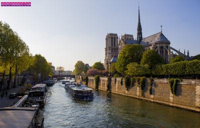 Sena e Notre Dame