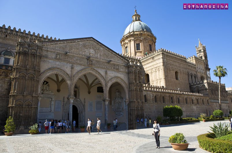 Palermo Basilica 2