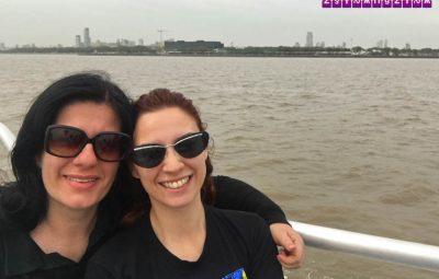 Passeio de barco pelo Delta do Tigre