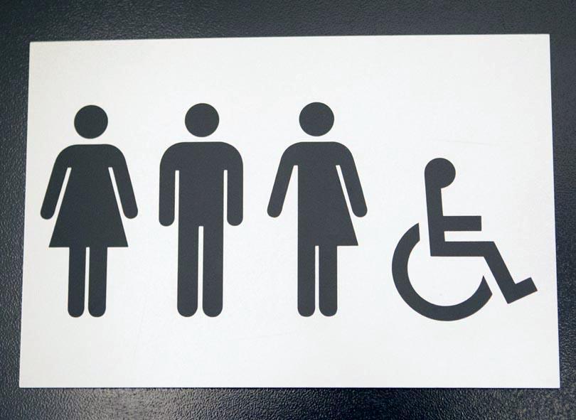 Genial, não? Gostaríamos que todos os banheiros fossem assim.