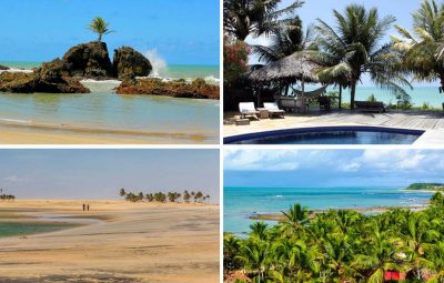 Praias lindas do Brasil indicadas por blogueiros