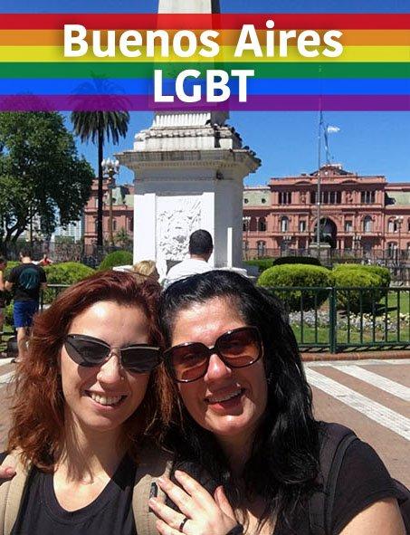 Buenos Aires LGBT dicas blog Estrangeira