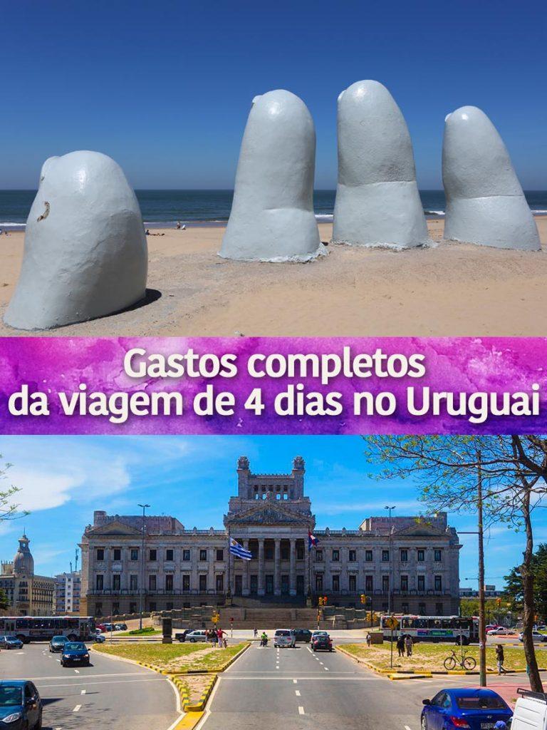 gastos uruguai pinterest