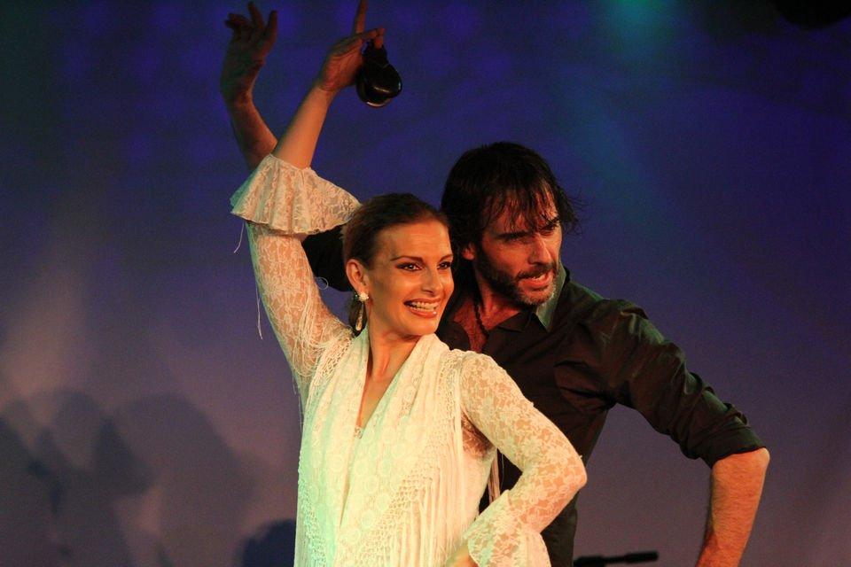 Flamenco, compras e vista