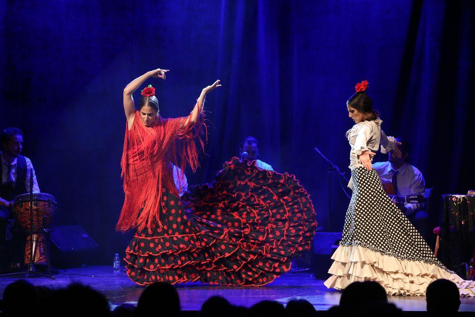 O flamenco do City Hall tem opções a partir de €15