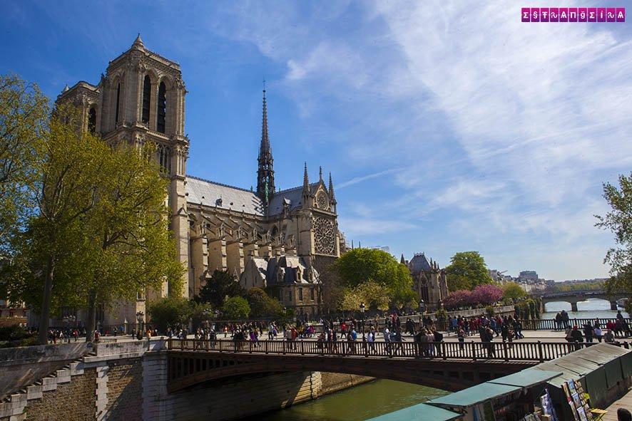 Qual é o melhor passe de Paris?