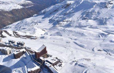 Vale Nevado Santiago 2017