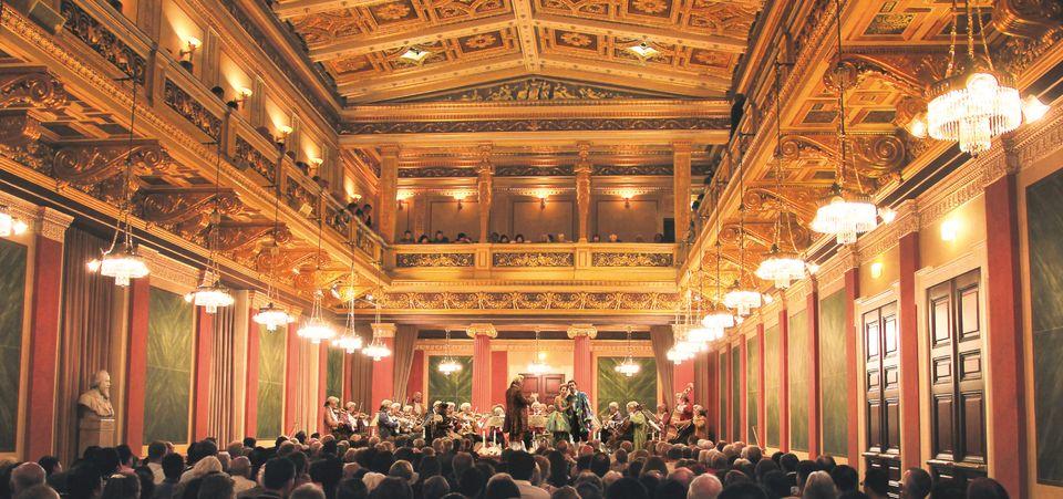 O maravilhoso Palácio Schönbrunn! Foto: GetYourGuide.