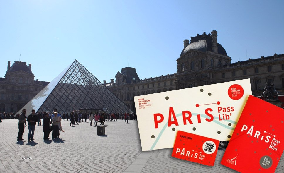 Vale a pena comprar o Paris City Pass (Paris PassLib)?