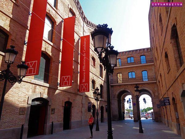 Museu Historia Catalunha Barcelona Espanha