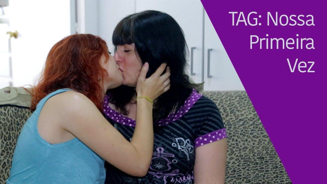 TAG: Nossa primeira vez – casal de lésbicas Gabi e Fabia