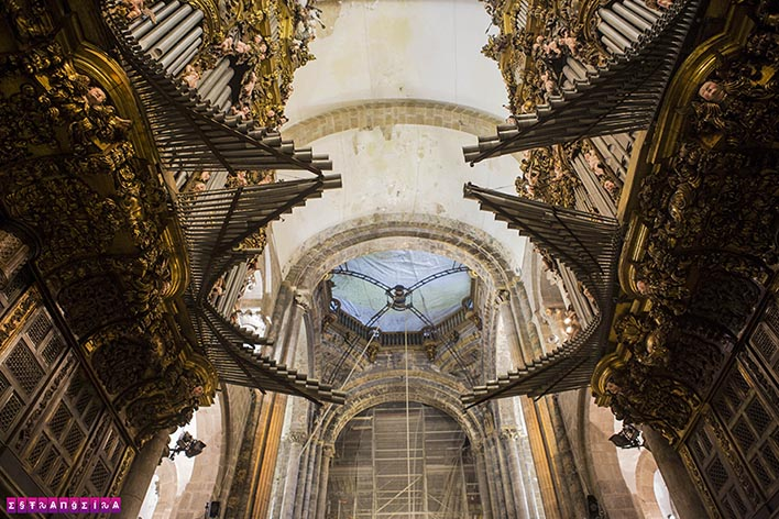 Santiago-Compostela-catedral-orgao