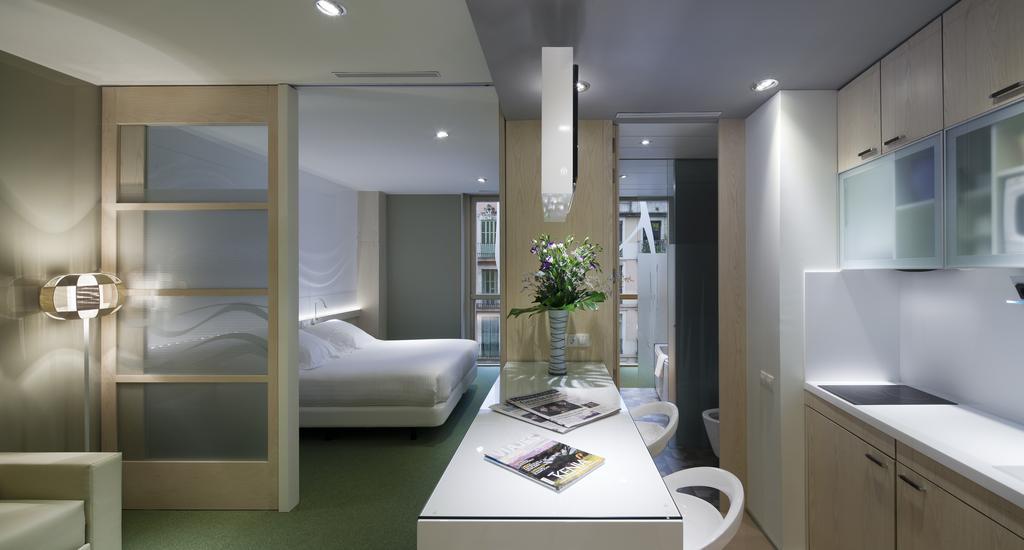 quarto-apartamento-ako-hotel-barcelona-lgbt